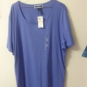 100% Cotton Short Sleeves Top